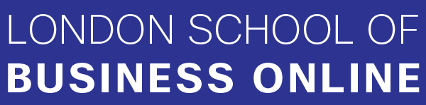 LONDON SCHOOL OF BUSINESS ONLINE Logo